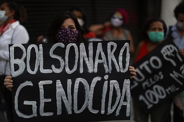 A cartilha de um genocida   Ruth de Aquino - O Globo